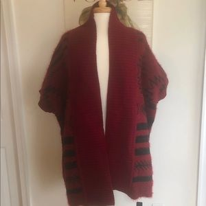 Tops - Gorgeous Red Cardigan